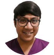 Ranga-Sutakno Azubi-Arzthelfer der Praxis Sebastian Karst der Urologie in Heimstetten