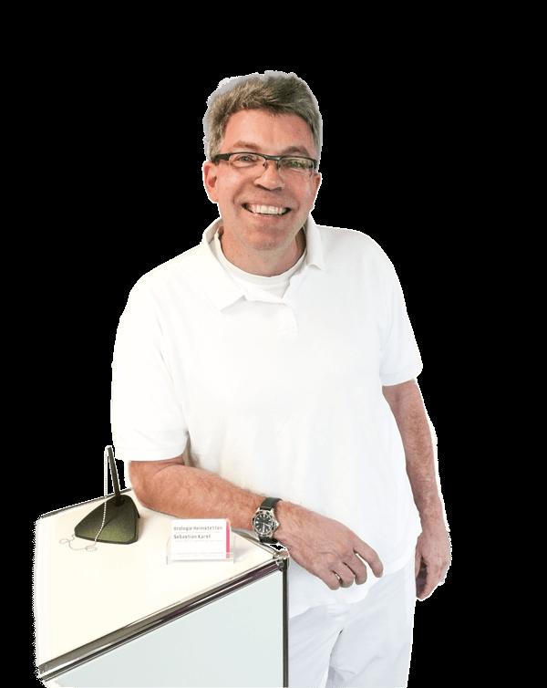 Sebastian Karst - Urologie in Heimstetten - Übermich